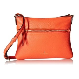 Kate Spade New York Cobble Hill Gabriele Bright Papaya Crossbody Handbag