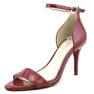 Jessica Simpson Women's Mirena Red Patent-leather Dress Shoes