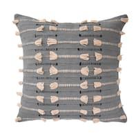 Blissliving Home Vivido 18-inch Square Throw Pillow
