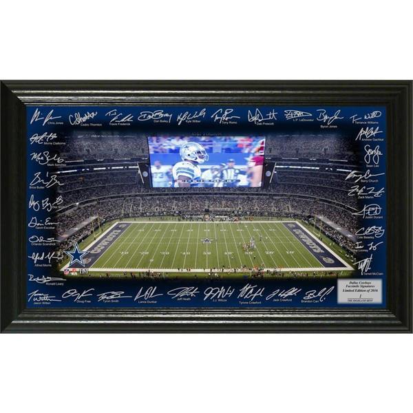 Dallas Cowboys Signature Gridiron Collection