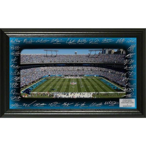 Carolina Panthers Signature Gridiron Collection
