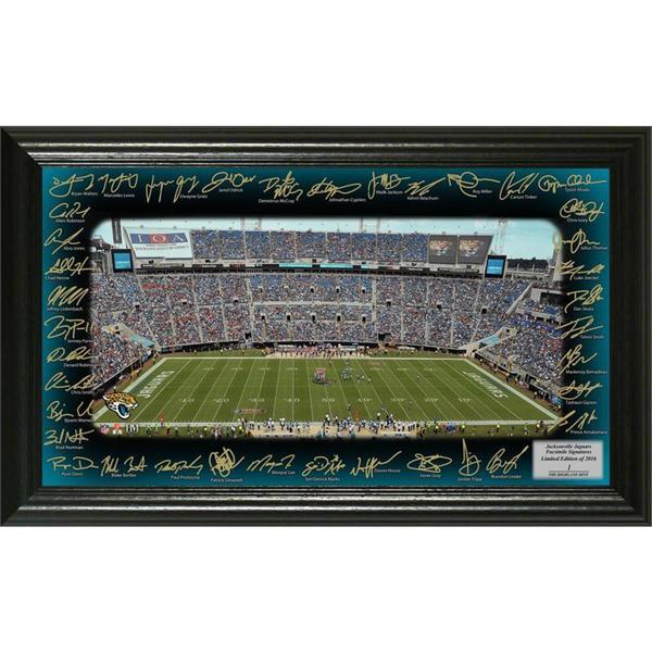 Jacksonville Jaguars Signature Gridiron Collection