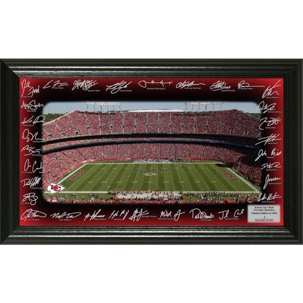 Kansas City Chiefs Signature Gridiron Collection