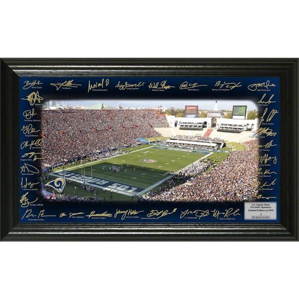 Los Angeles Rams Signature Gridiron Collection