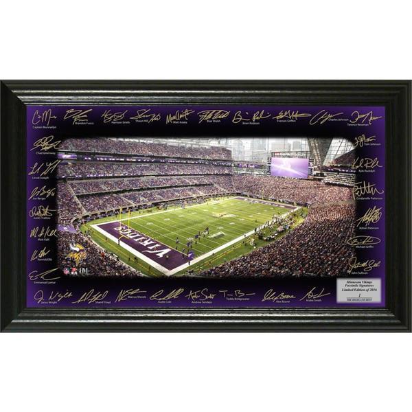 Minnesota Vikings Signature Gridiron Collection