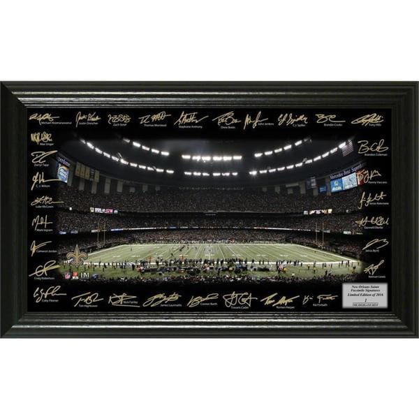 New Orleans Saints Signature Gridiron Collection