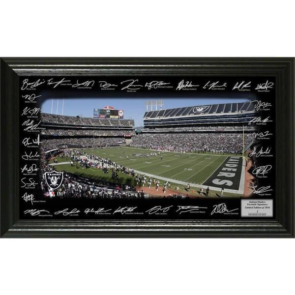 Oakland Raiders Signature Gridiron Collection