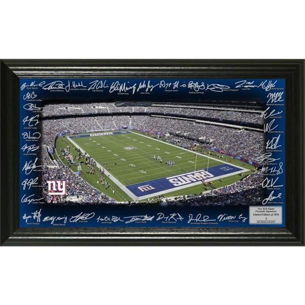 New York Giants Signature Gridiron Collection