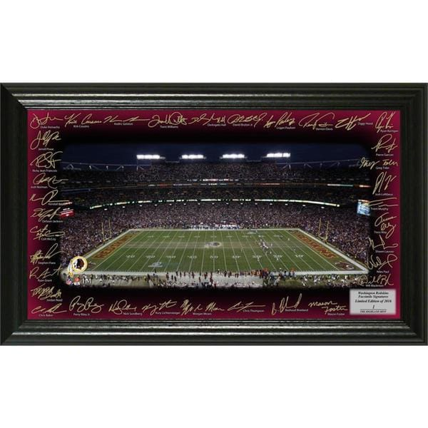Washington Redskins Signature Gridiron Collection