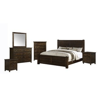 Gracewood Hollow Ingpen King Panel 6PC Bedroom Set