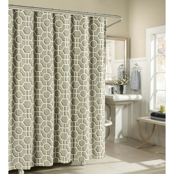 Luxury Fabric Shower Curtains - Home Design Ideas and Pictures