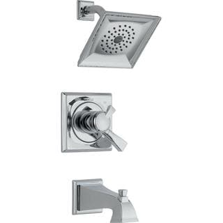 Delta Lockwood 1-Handle Tub and Shower Faucet in Chrome 174930