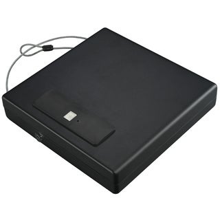 Stack-On Large Biometric Lock Portable Case