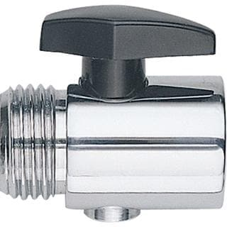 Delta Volume Control in Chrome with Trickle Feature U4760-PK