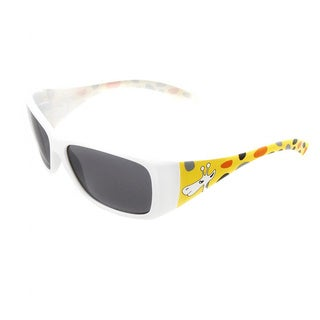 Hot Optix Children's Multicolored Plastic Zoo Collection Giraffe Sunglasses