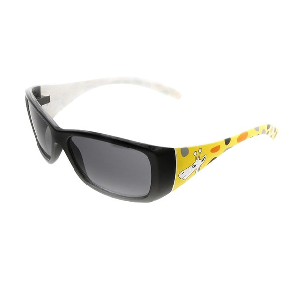 67bb5a8c1e Hot Optix Children  x27 s Multicolored Plastic Zoo Collection Giraffe  Sunglasses
