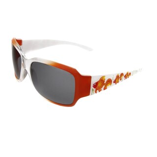 Hot Optix Children's Zoo Collection Plastic Goldfish Sunglasses