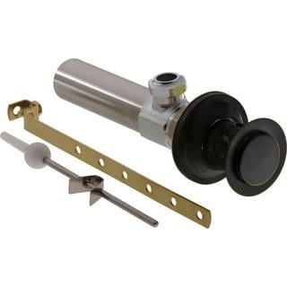 Delta Lavatory Drain Assembly Less Lift Rod in Venetian Bronze RP26533RB