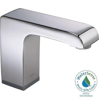 Delta Commercial Hardwired Touchless Lavatory Faucet in Chrome (Valve Not Included) 600T040