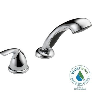 Delta Classic Roman Tub Hand-held Shower in Chrome RP14979