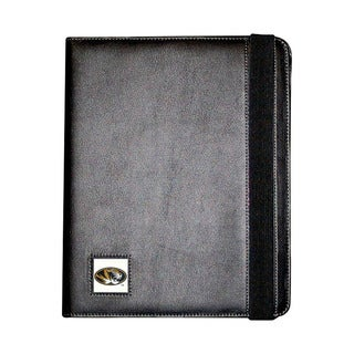 NCAA Missouri Tigers Black Sports Team Logo iPad Folio Case