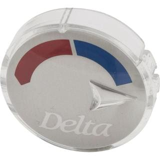 Delta Tub and Shower Hot/Cold Indicator Button RP20542