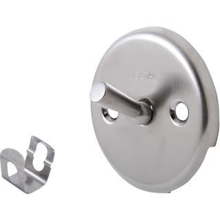Delta Classic Overflow Plate Assembly in Stainless RP6403SS