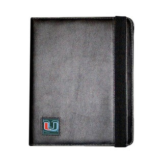NCAA Miami Hurricanes iPad Folio Case