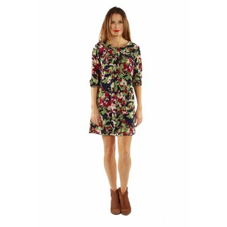 Really Cute, Really Comfortable Floral Minidress
