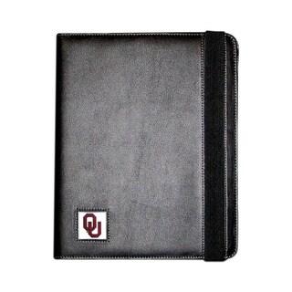 NCAA Oklahoma Sooners Black iPad 2 Folio Case
