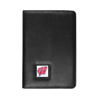 NCAA Wisconsin Badgers Black iPad Air Folio Case