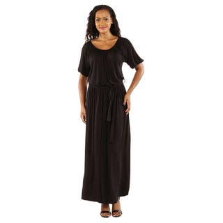 24/7 Comfort Apparel Women's Feminine, Sexy Maxi Dress for Day and Night|https://ak1.ostkcdn.com/images/products/12834064/P19600282.jpg?impolicy=medium