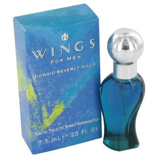 Giorgio Beverly Hills Wings Men's 0.25-ounce Eau de Toilette Spray (Tester)