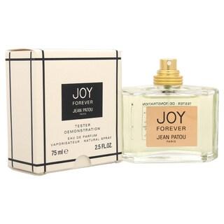 Jean Patou Joy Forever Women's 2.5-ounce Eau De Parfum Spray (Tester)