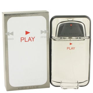 Givenchy Play Men's 3.3-ounce Eau de Toilette Spray (Tester)