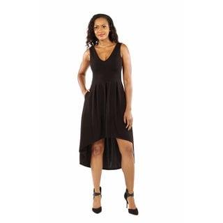 Hi low dress casual cheap