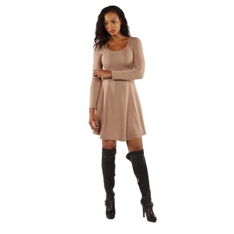 Temptress Black Midi Dress