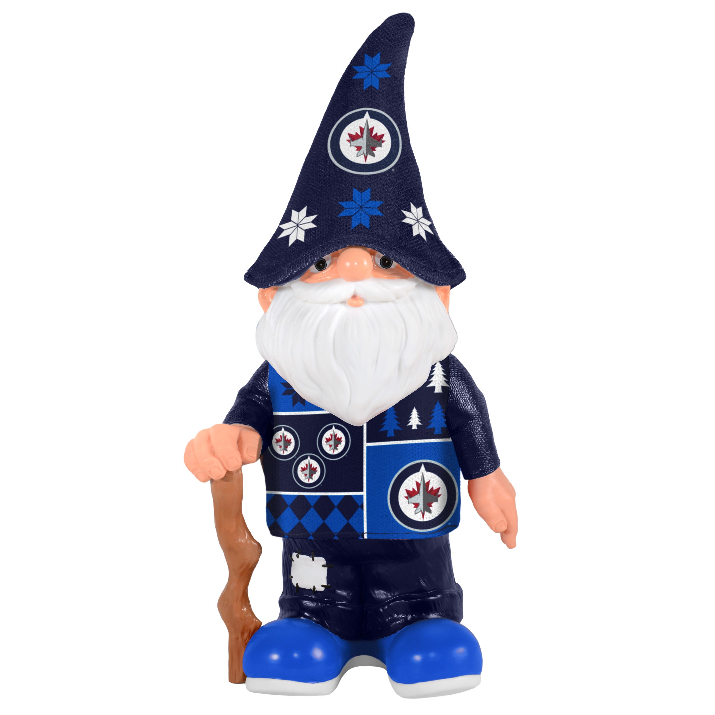 Forever Winnipeg Jets NHL Real Ugly Sweater Gnome (1)