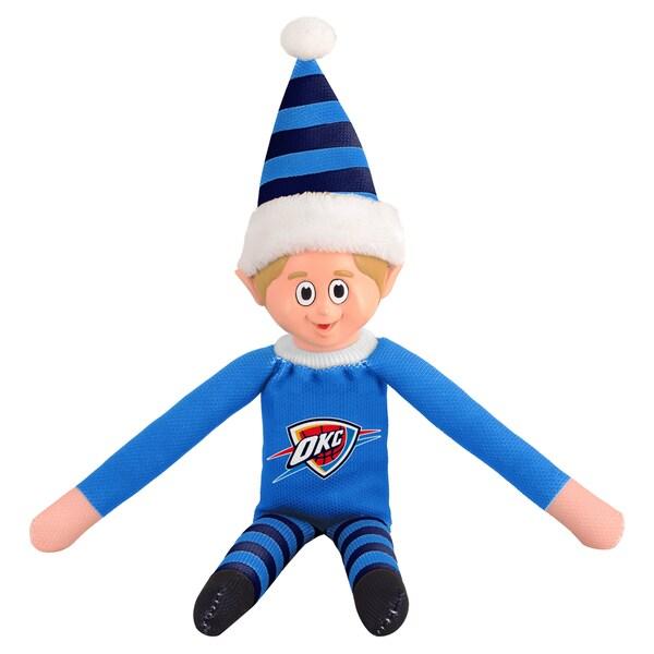 Oklahoma City Thunder NBA Team Elf