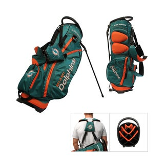 Miami Dolphins NFL Fairway Stand Bag