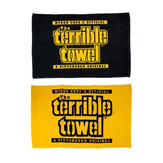 Pittsburgh Steelers Terrible Towel Combo Pack