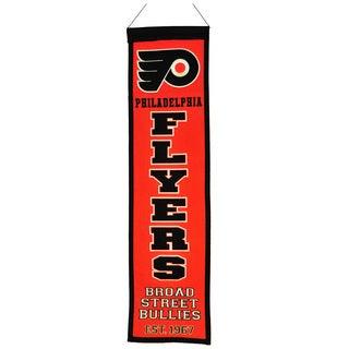 Philadelphia Flyers NHL Heritage Banner