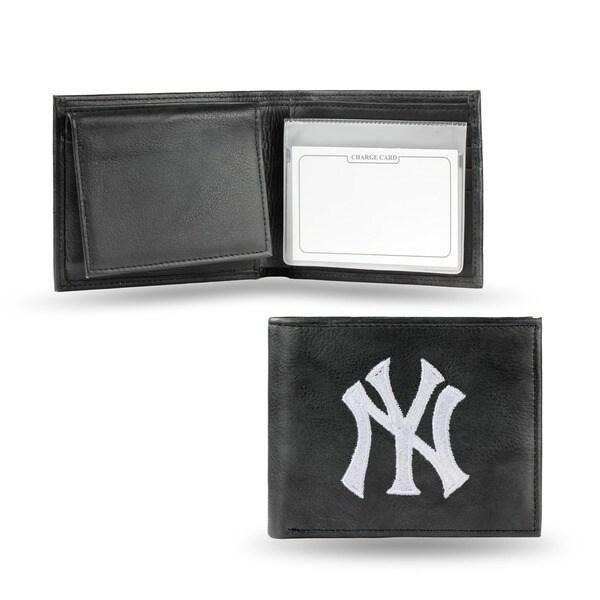 New York Yankees MLB Billfold Wallet