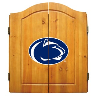 Penn State Nittany Lions NCAA Dart Cabinet