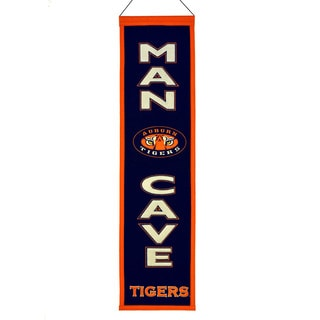 Auburn University Tigers NCAA Man Cave Banner