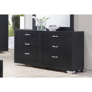 LYKE Home Bree Wood and Veneer Dresser