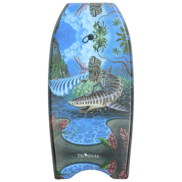 Tiki Shark 'Tiger Shark' Plastic 37-inch Performance Body Board