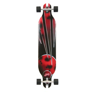 Quest Mars Downhill-style 41-inch Slot-through Performance Skateboard