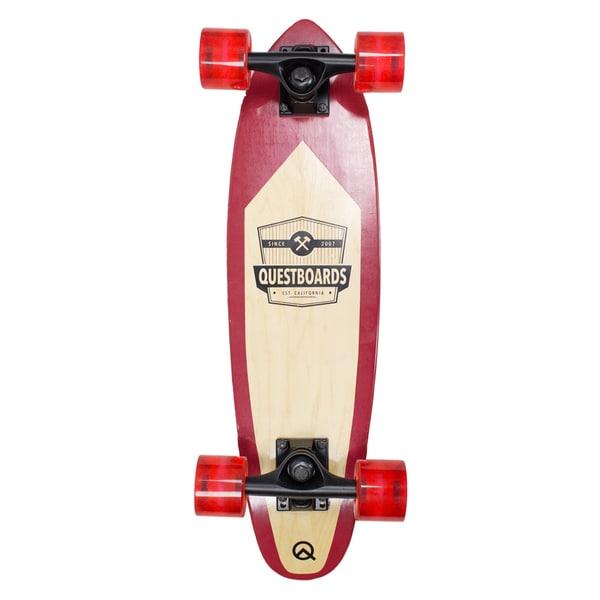 Quest 24-inch Raptor Cruiser Skateboard
