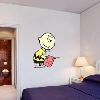 'Bad Boy Charlie' Banksy Vinyl Wall Decal, Sticker, Mural Art Home Decor